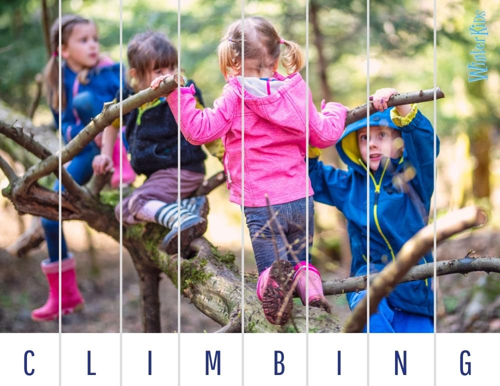 WinterKids Spring Fun Puzzle Images 11
