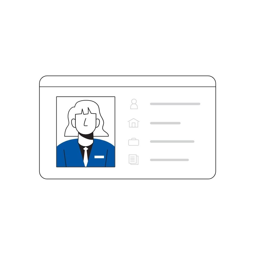 Con il riconoscimento automatico dei documenti di identità non devi più copiare i dati a mano a fine giornata.