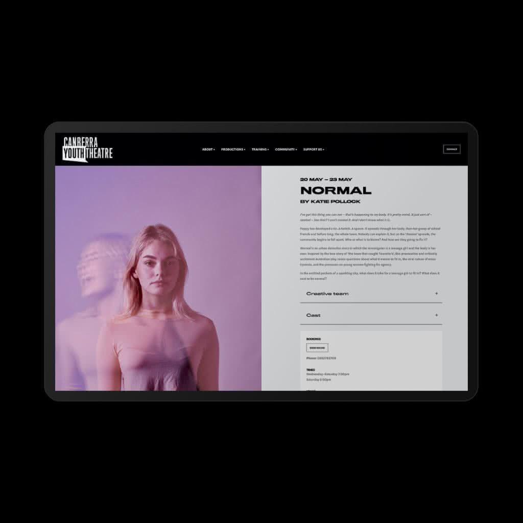 CYT website