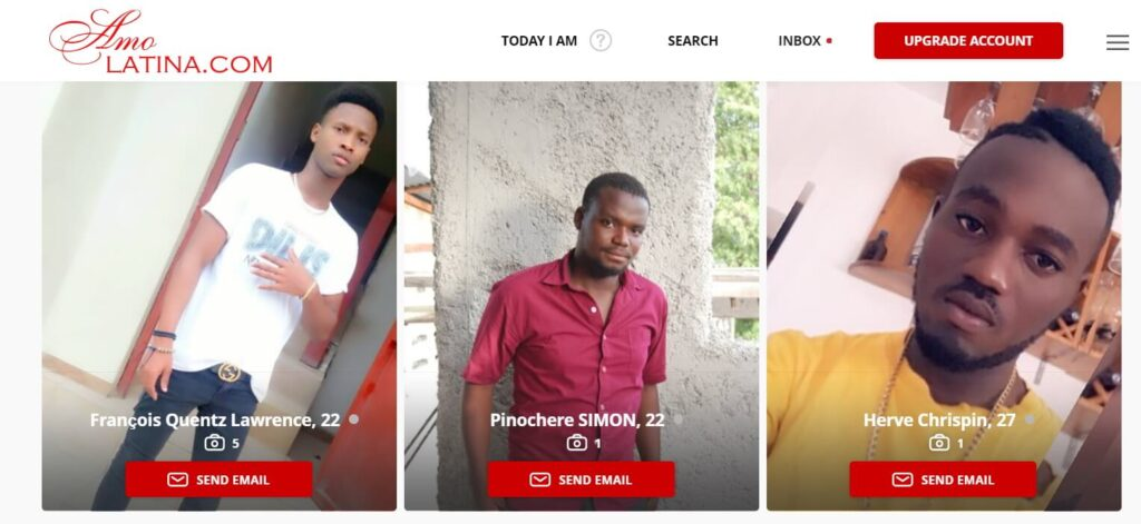 Meet Haitian Men On Amolatina