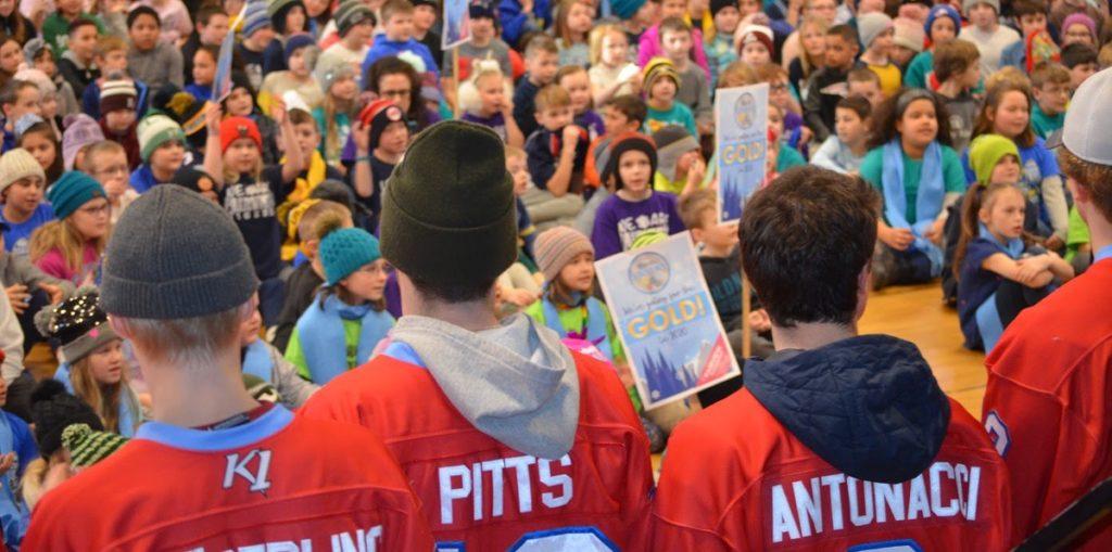 Fairview Elementary Winter Games 2020 Week 4