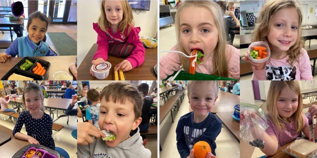 Edna Libby Elementary School Winter Games 2020 Week 2