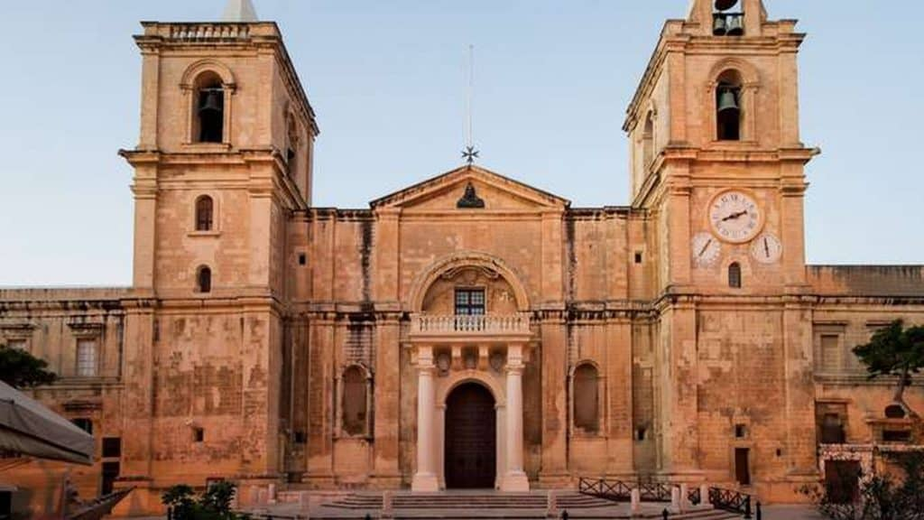 St-Johns Cathedral, Valletta, Malta
