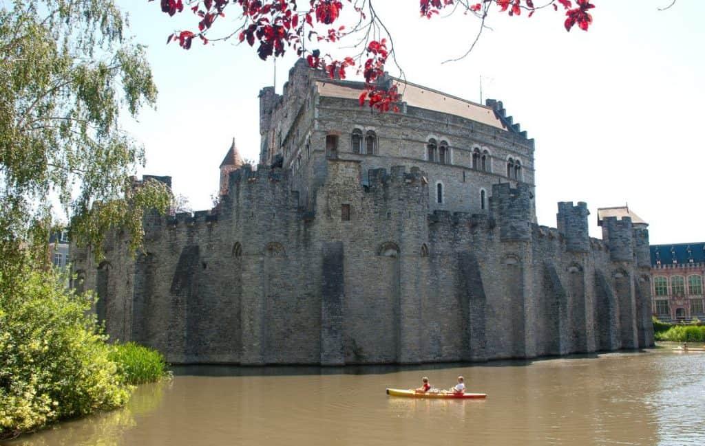 Castle of Gravensteen