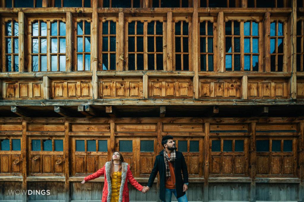 Destination Pre wedding Shoot in Himachal