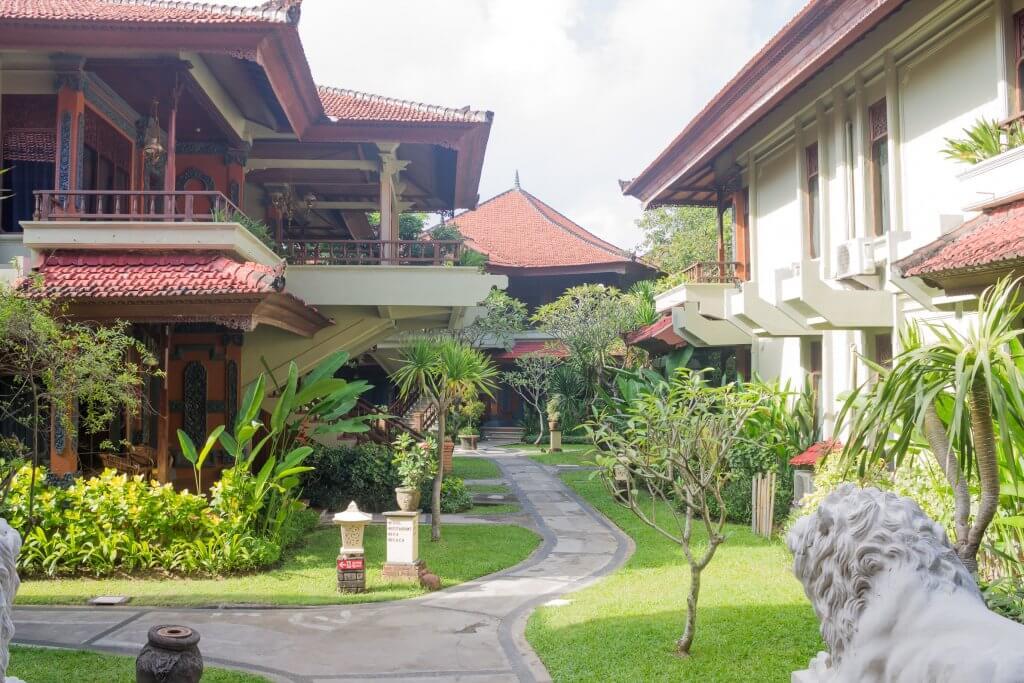 Travel Inspiration - Indonesia in 25 photos - Bali, resort in Nusa Dua