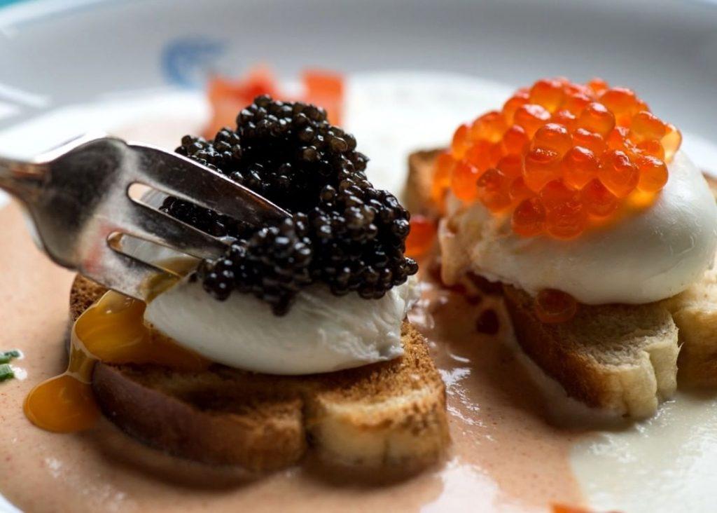 Caviar Kaspia chega a São Paulo