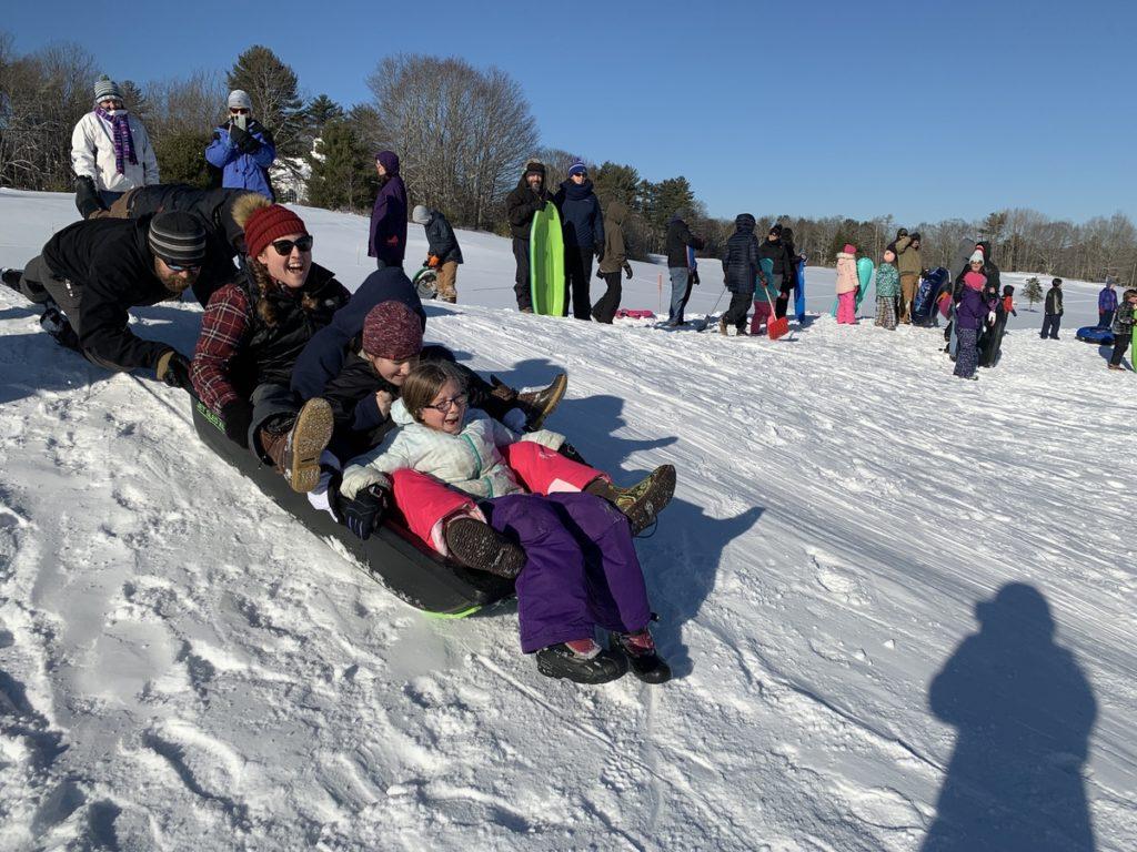 Bristol Consolidated School Winter Games 2020 Week 3