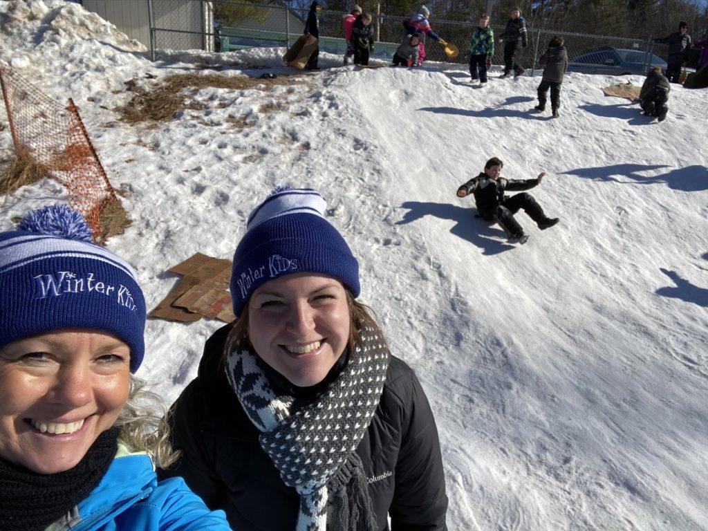 Edna Libby Elementary School Winter Games 2020 Week 4
