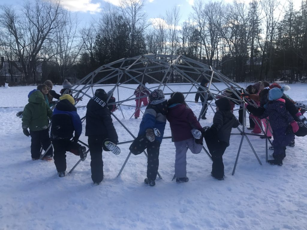 Leroy H Smith School Winter Games 2020 Week 1