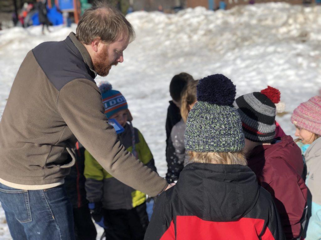 Sabattus Primary School Winter Games 2020 Week 4
