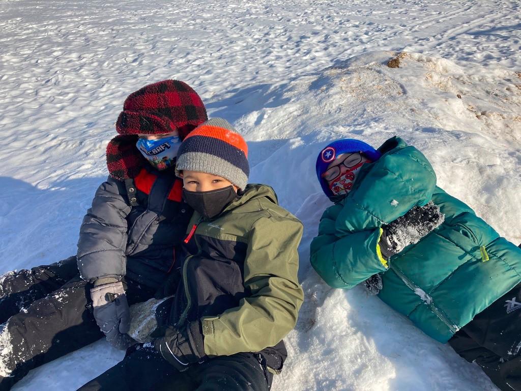 2nd Grade Glenburn Week 3 Winter Games 2021 Moment of the Week