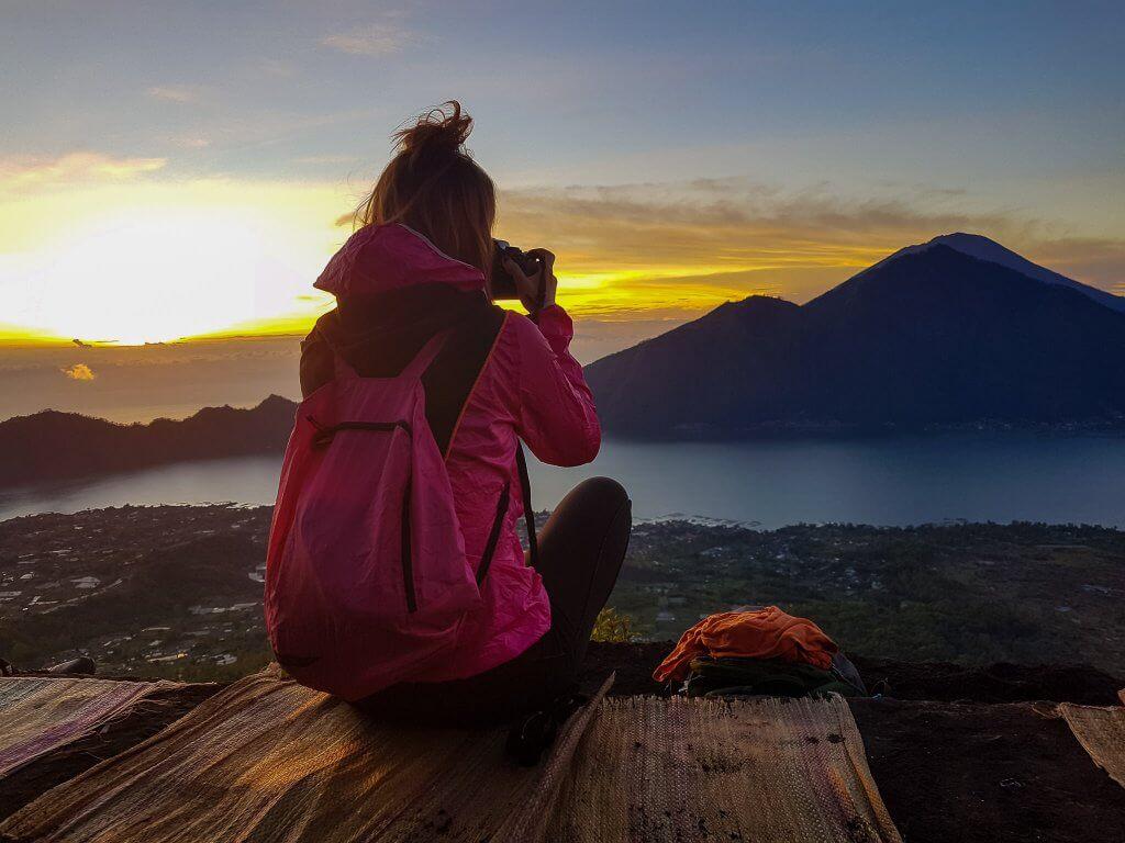 Best things to do in Ubud, Bali - Mt.Batur - sunrise trekking - viewpoint