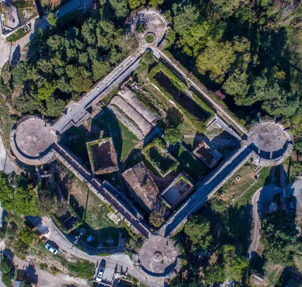 Spanjola Fortress