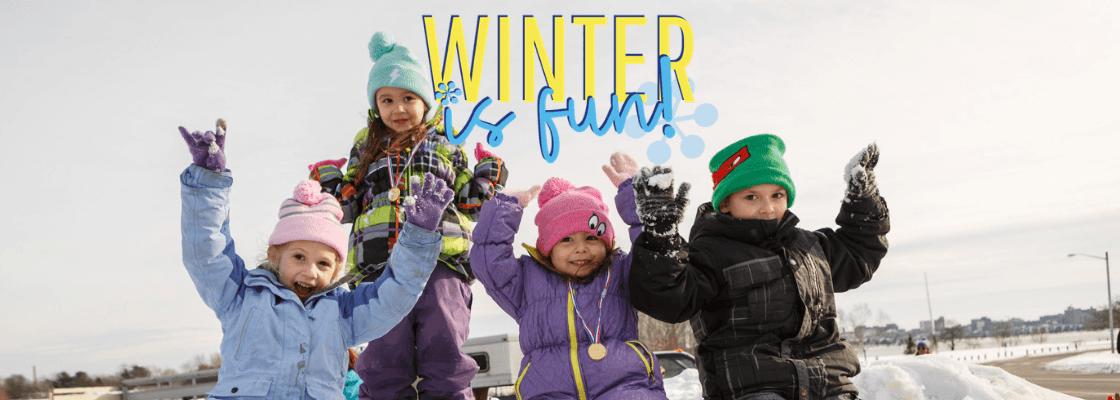 WinterKids Programs for Teachers Schools Winter Is Fun