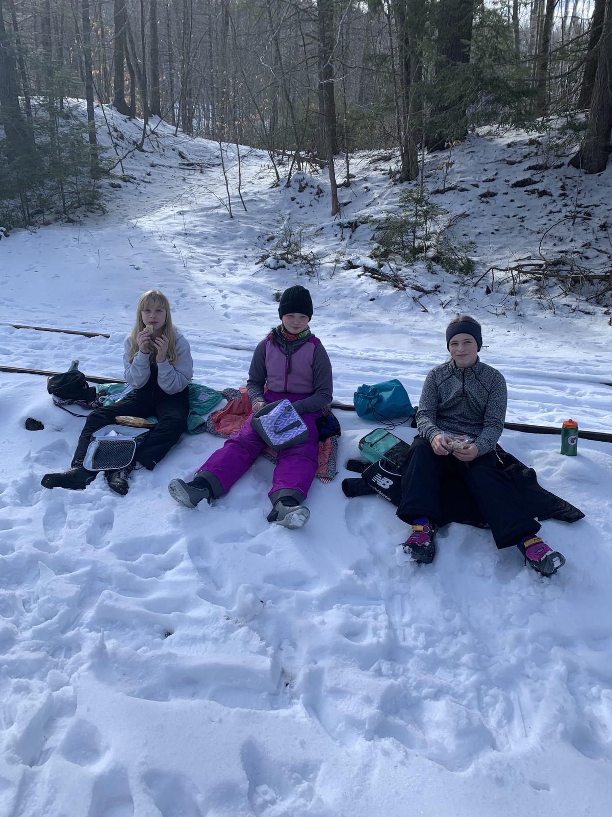 5th Grade Dedham 3 Week 2 Winter Games 2021 Moment of the Week