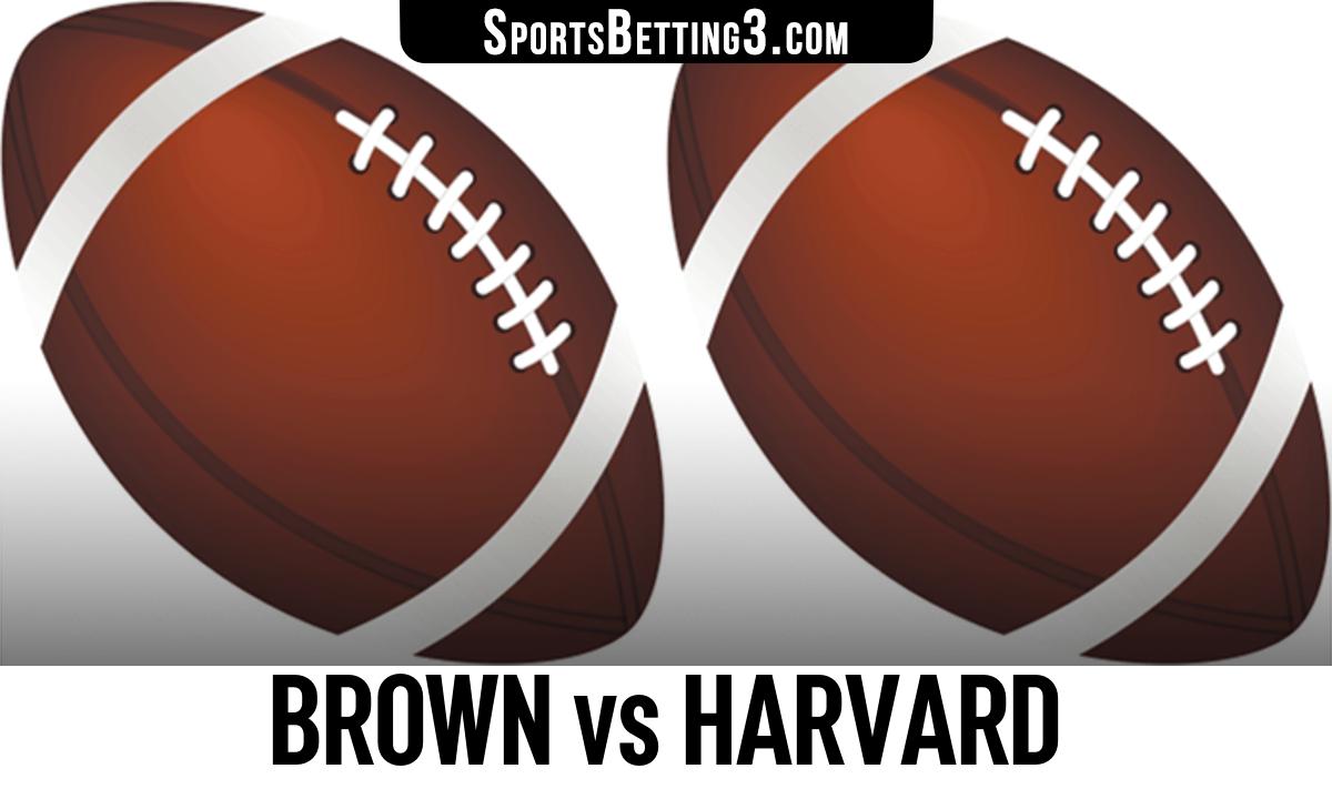 Brown vs Harvard Betting Odds