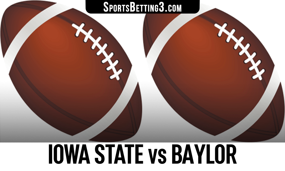 Iowa State vs Baylor Betting Odds