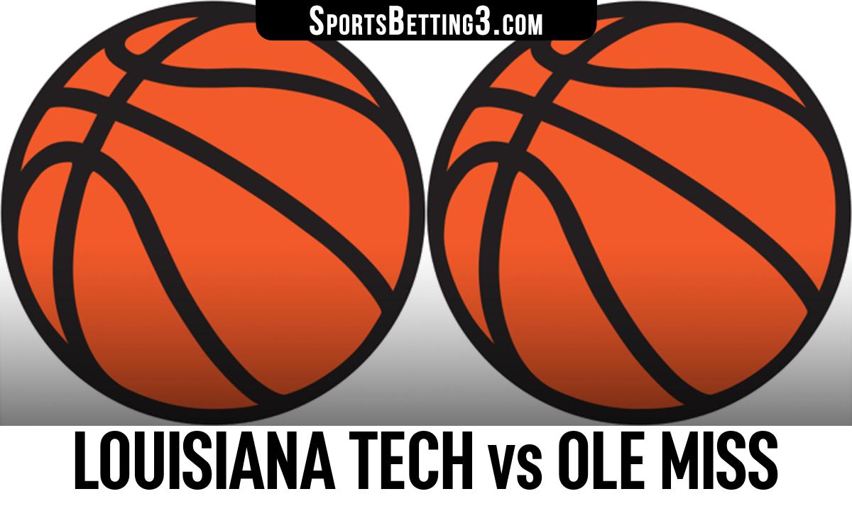 Louisiana Tech vs Ole Miss Betting Odds