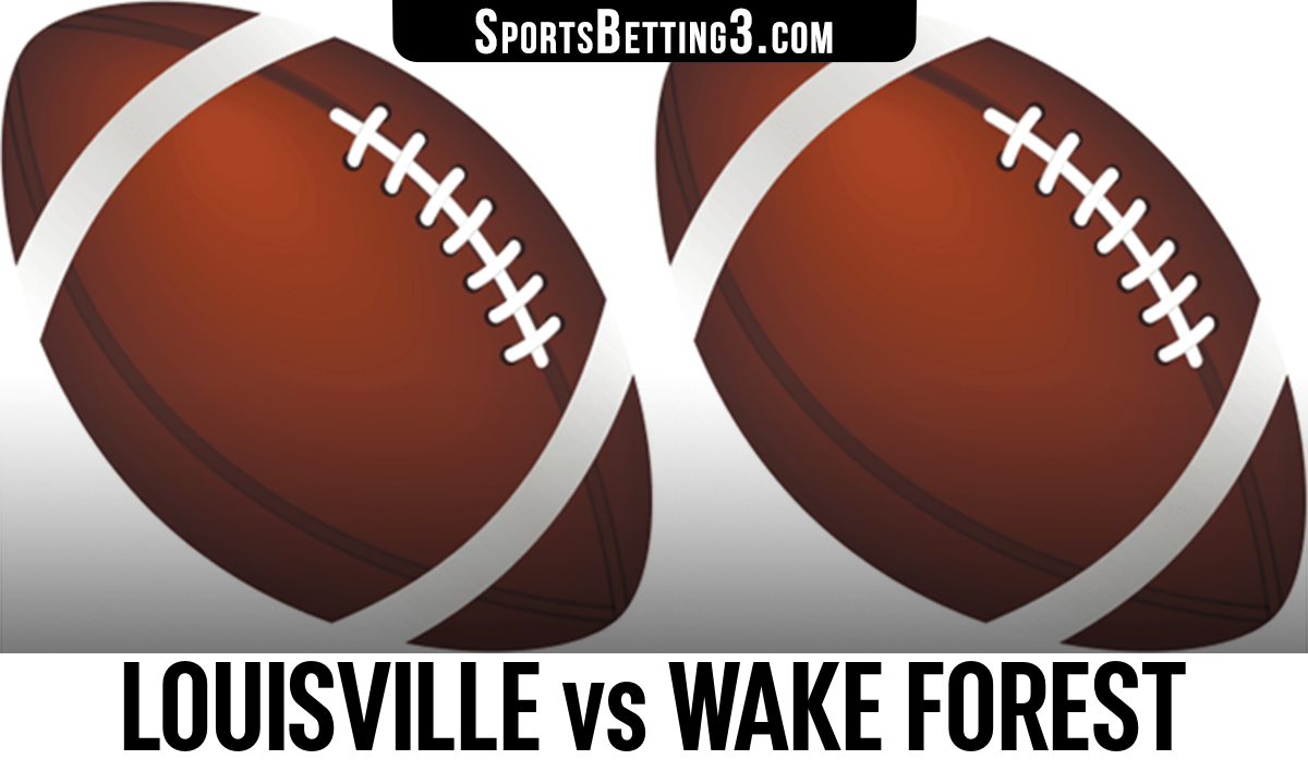 Louisville vs Wake Forest Betting Odds