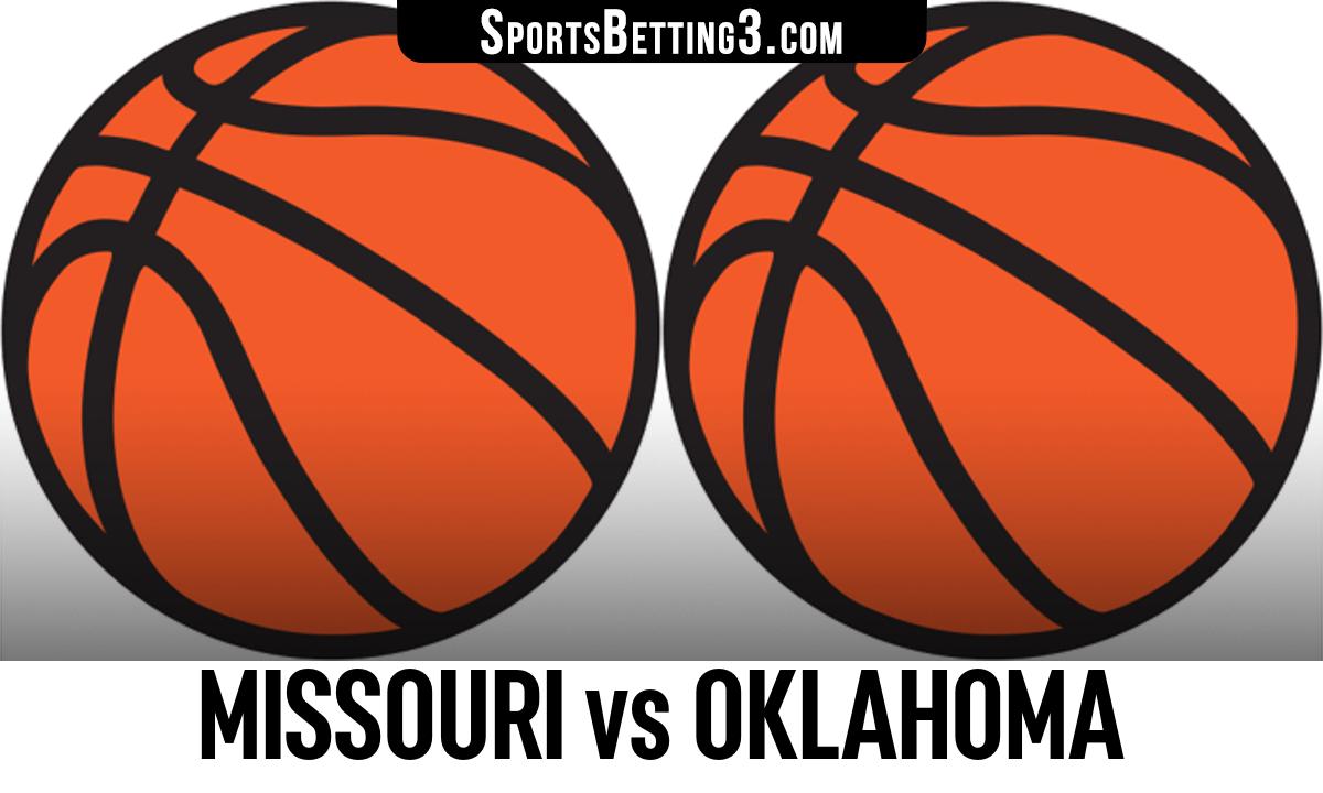 Missouri vs Oklahoma Betting Odds