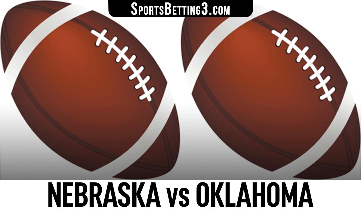 Nebraska vs Oklahoma Betting Odds