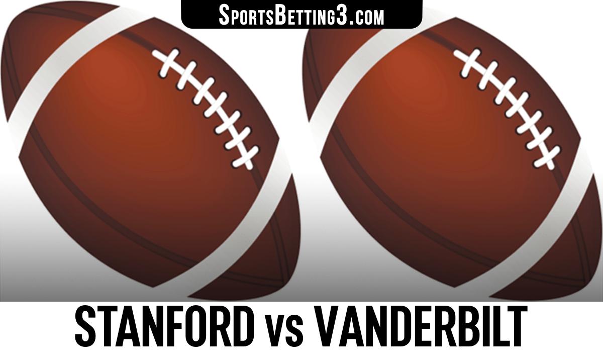 Stanford vs Vanderbilt Betting Odds