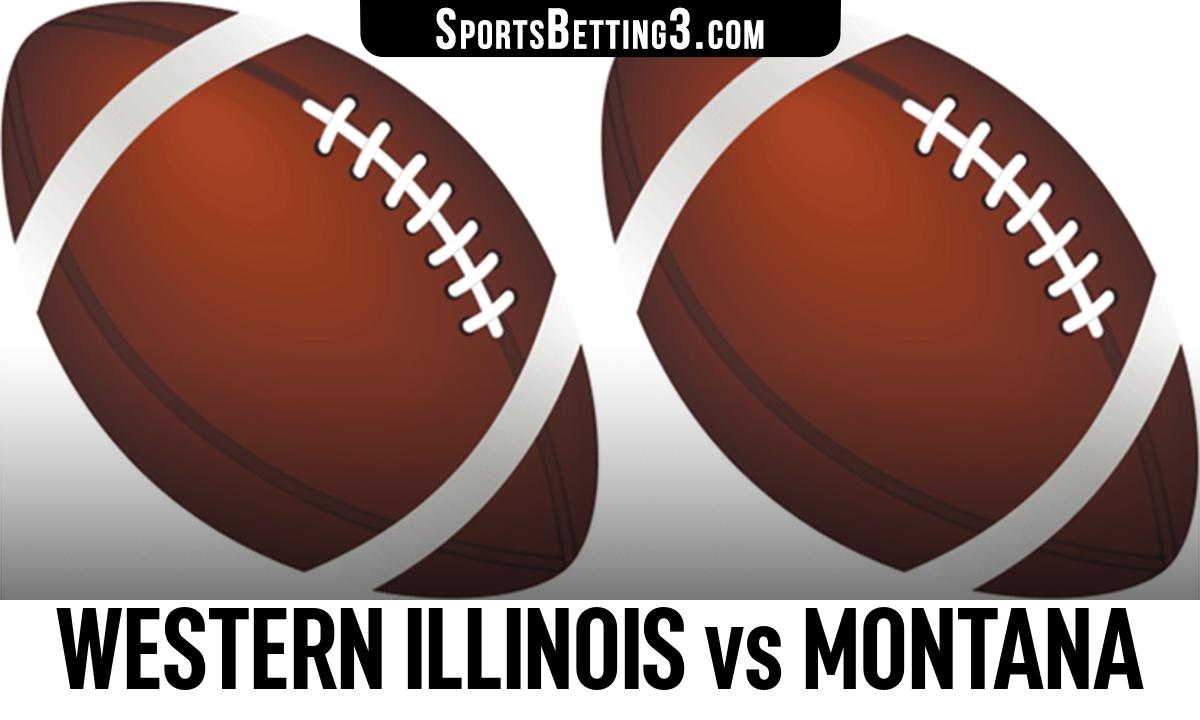 Western Illinois vs Montana Betting Odds