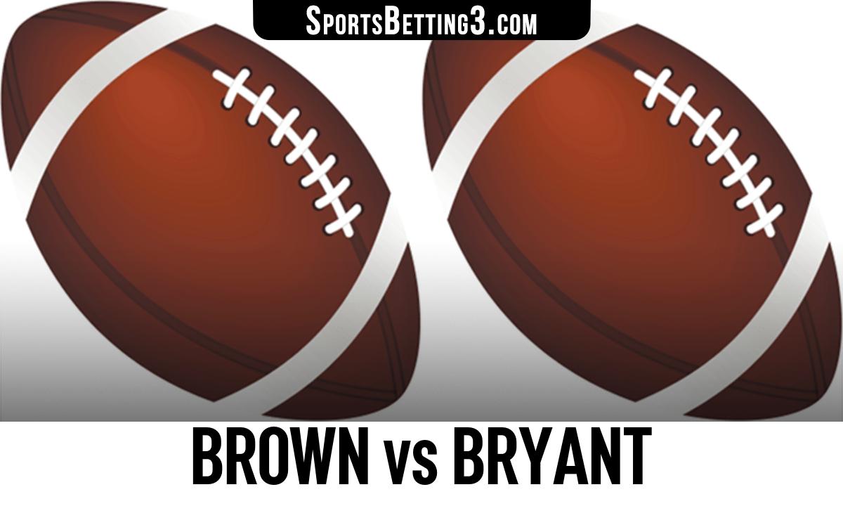 Brown vs Bryant Betting Odds