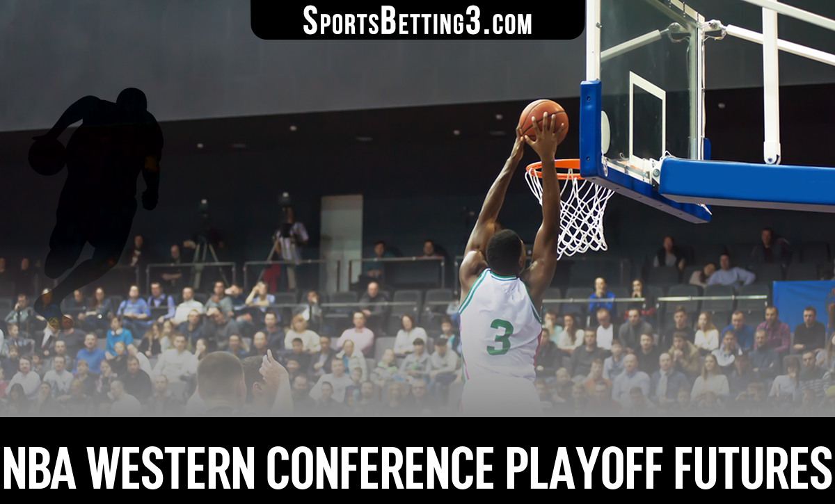 NBA Western Conference Playoff Futures