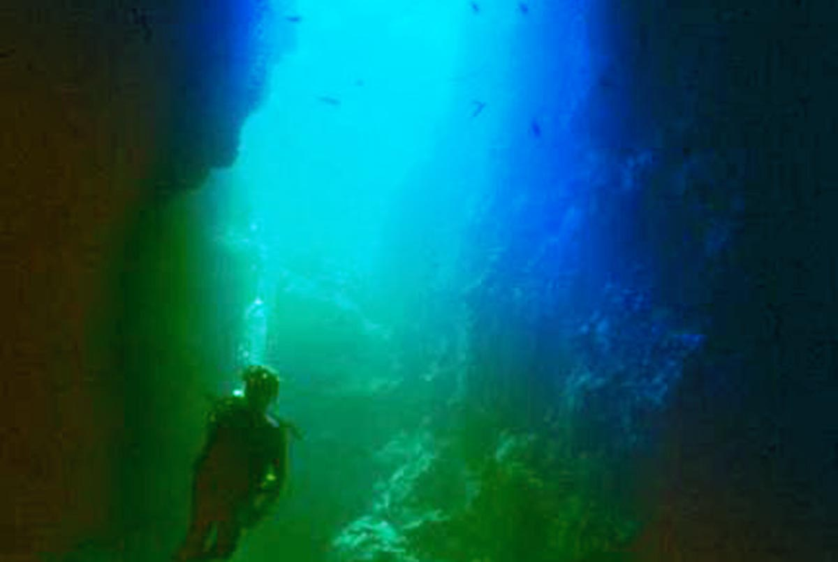 The Chimney US Virgin Islands