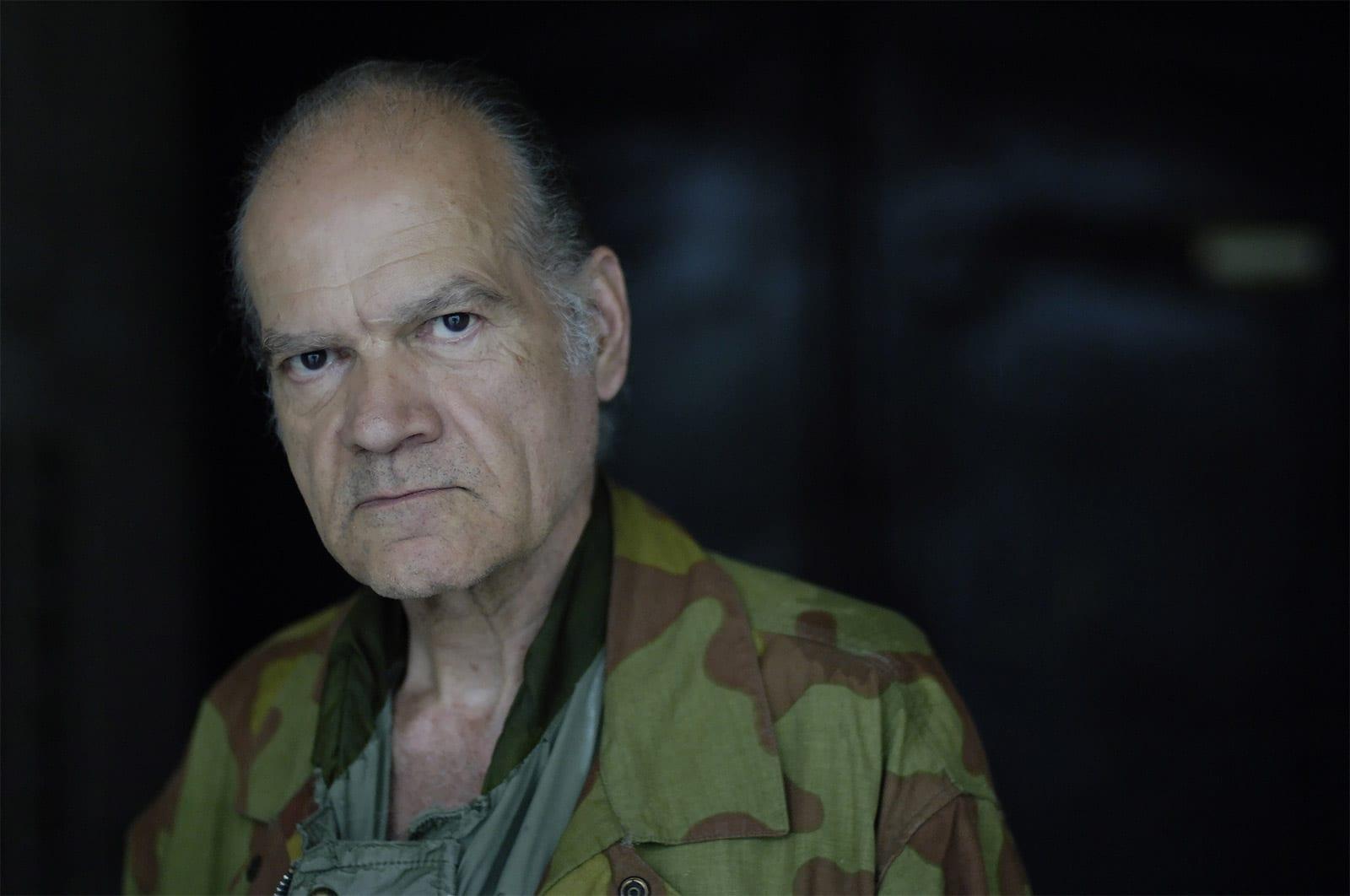 Alain Le Yaouanc en 2005. Portrait par Olivier Panier des Touches