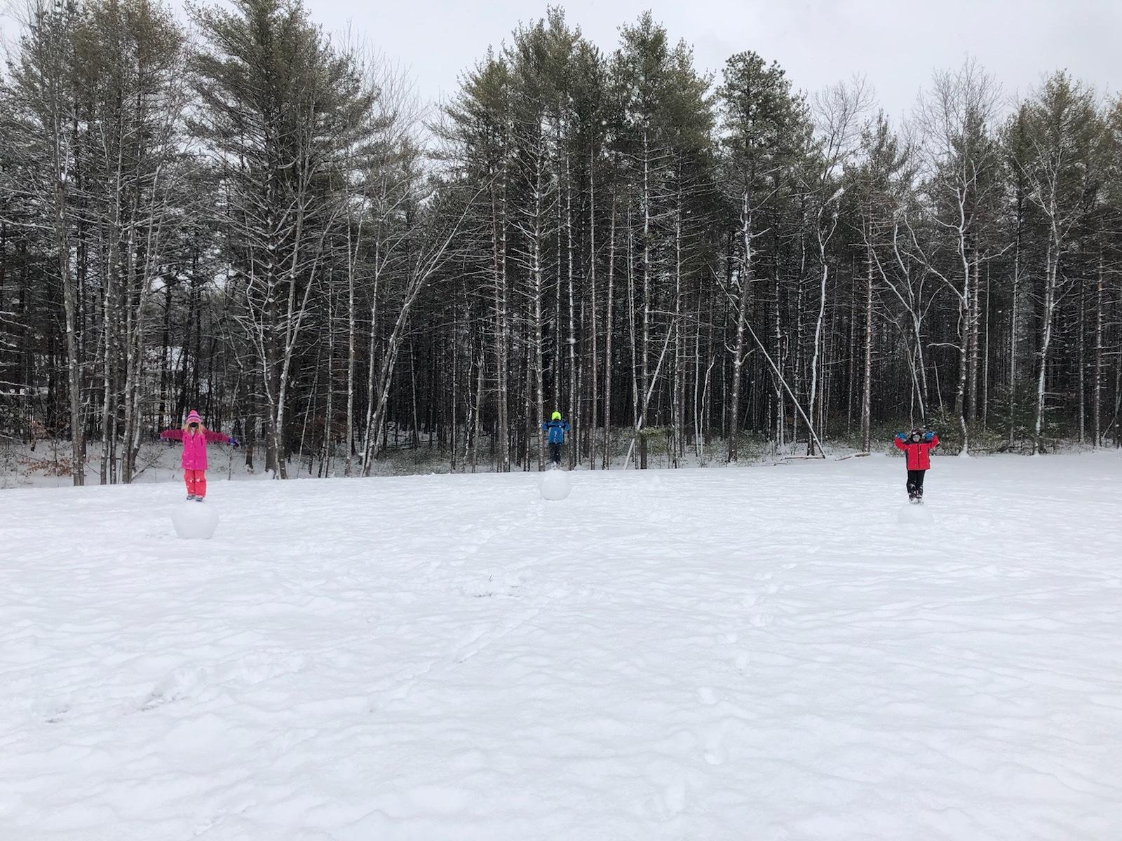 2nd Grade Waterboro Week 3 Winter Games 2021 Moment of the Week