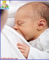 Breast Feeding Babies