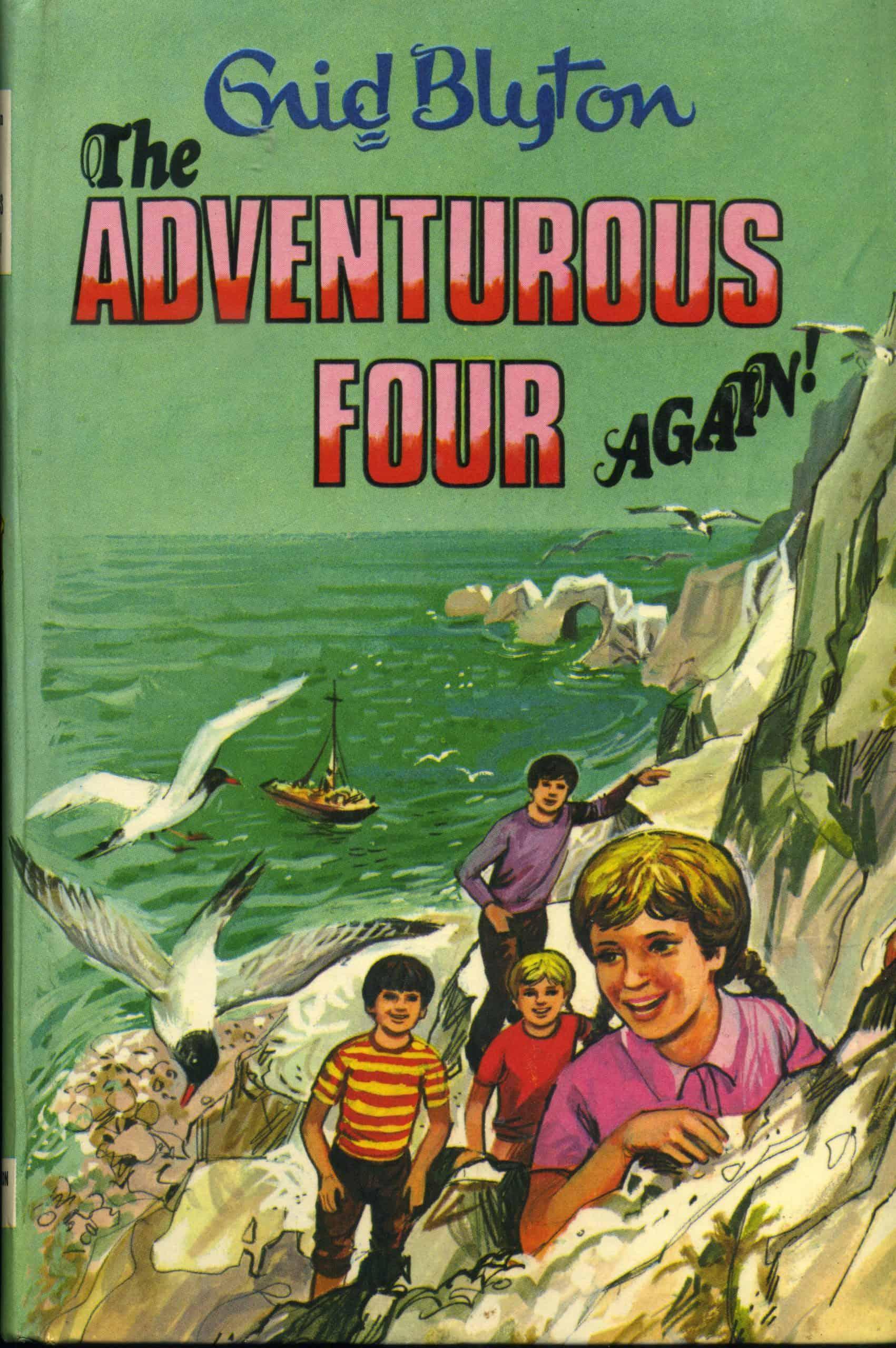 the adventurous four again enid blyton
