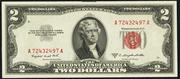 1953B $2 Legal Tender Red Seal