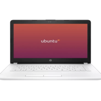 Portátil Hp 14-bs011la 1gr65la I3 1tb 4gb Ubuntu Blanco 1
