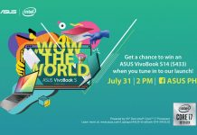 Wow The World with ASUS VivoBook S14 and S15