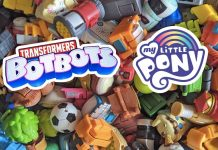 Transformers Botbots and My LIttle Pony coming to Netflix