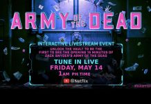 Army of the Dead event