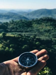why compass is better than GPS