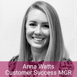 Enerex Team - Anna Watts, Customer Success Manager