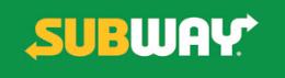 Subway Logo Winter Games 2021 Sponsor