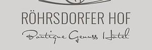 Genuss und Boutique Hotel Röhrsdorfer Hof