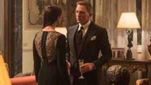 O Champagne Oficial de James Bond em cena