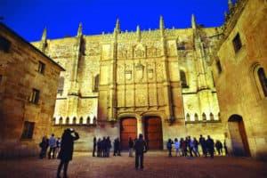 Viaje organizado en autobús a la Salamanca desde Asturias