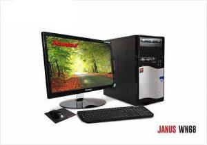 COMPUTADORA JANUS AMD APU 1