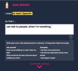 Goal Rocket by delightex