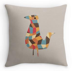 Handmade Art Cushion