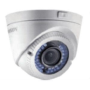 Cámara turbo HD-TVI tipo domo varifocal lente 2.8-12MM 13 CMOS HD720 IP66 EXIR 40 MTS 42 PCS IR LEDS – DS2CE56C2TVFIR3